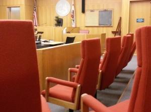 Jury box i